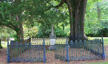 Antioch Church Cemetery, Midway, Alabama