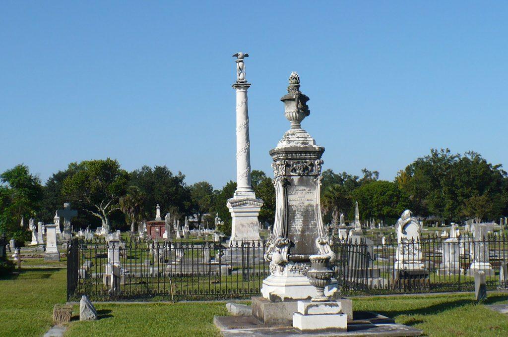 Magnolia Cemetery Mobile Alabama