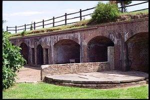 Fort Gaines Casemate