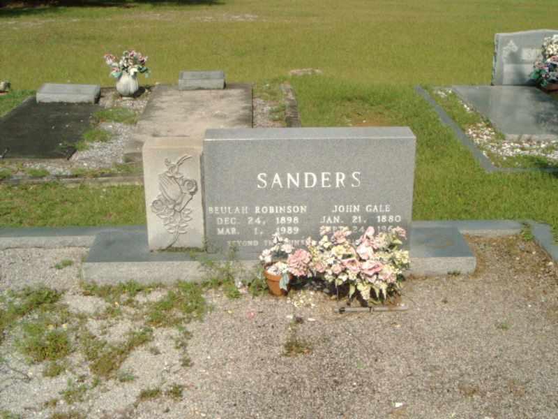 Sanders Marker