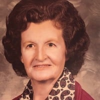 Edith Margie Lee Lassiter Baggett