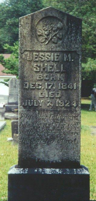 Jessie M. Shell