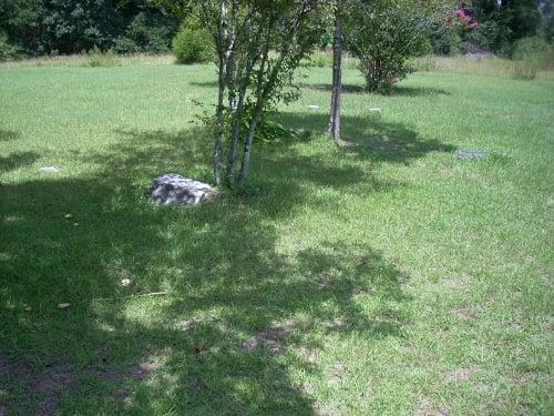Barnes Cemetery, Ozark, Dale County, Alabama