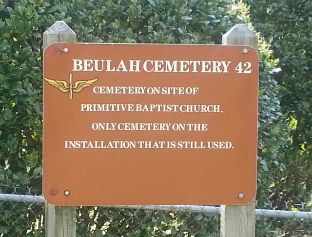 Beulah Cemetery, Dale County, Alabama