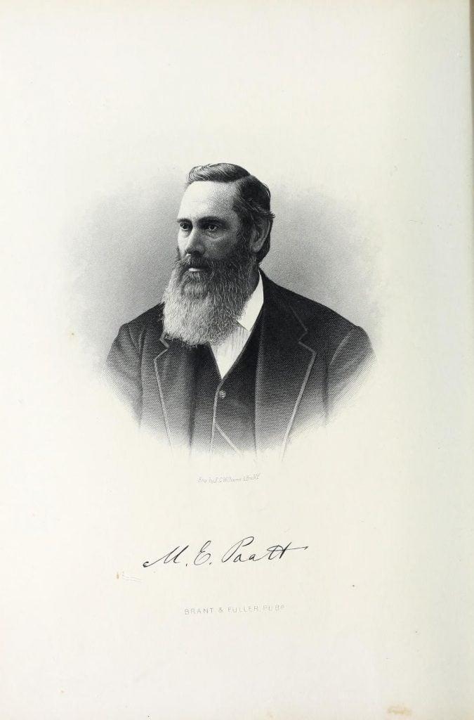 Merrill E Pratt