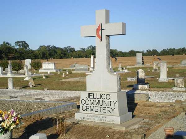 Jellico Community Cemetery, Houston County, Alabama